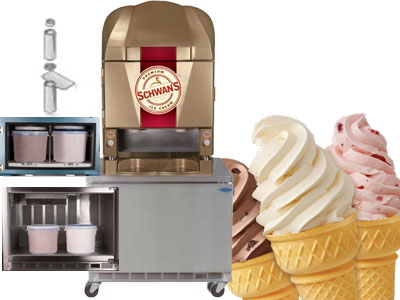 Schwan's Ice Cream